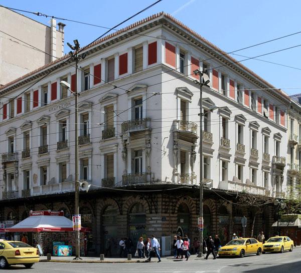 Μπάγκειο: ένα εμβληματικό κτίριο
