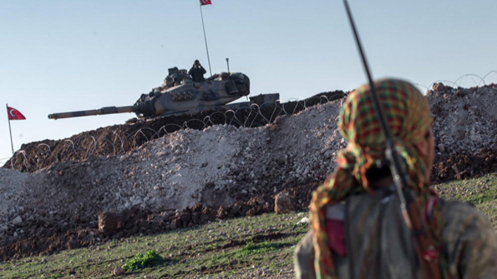ΠΡΑΣΙΝΟΙ-ΑΛΛΗΛΕΓΓΥΗ: Πάγωμα Συμφωνίας Αμυντικής Συνεργασίας με ΗΠΑ όσο ενθαρρύνουν την εισβολή στις Κουρδικές περιοχές