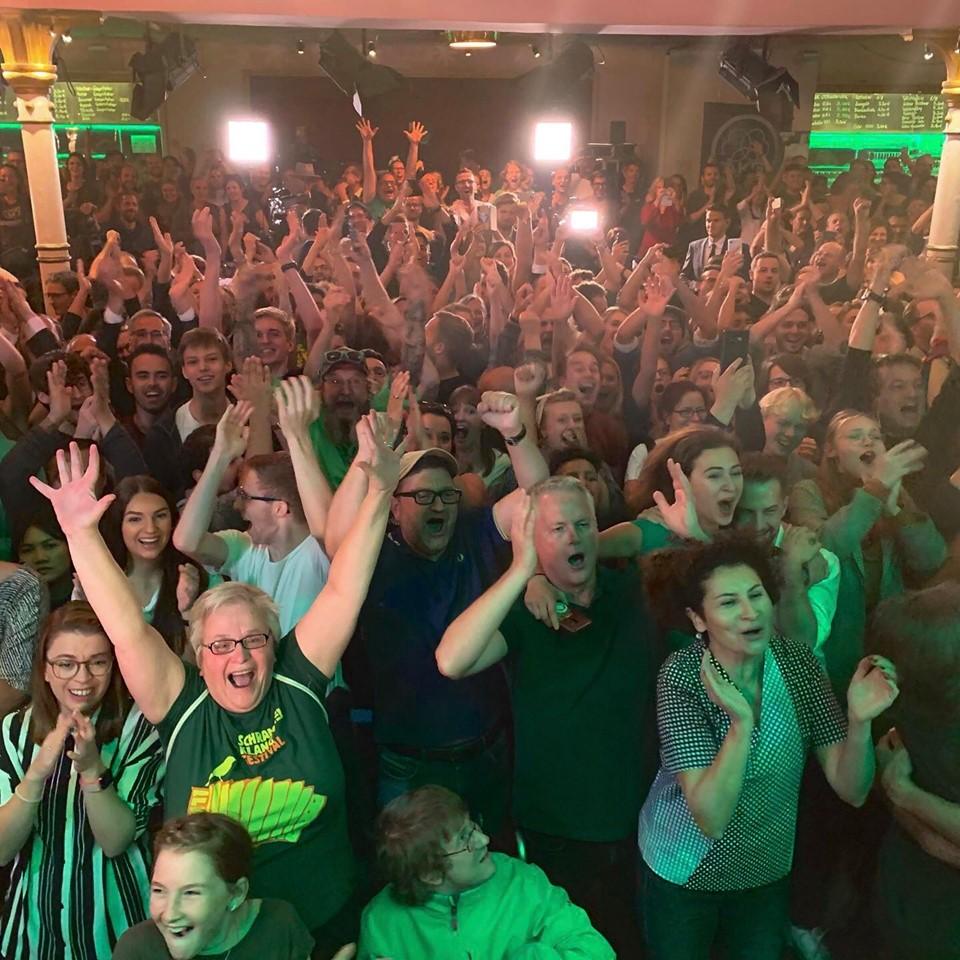 Oι Αυστριακοί Πράσινοι επανακάμπτουν ενισχυμένοι στο κοινοβούλιο